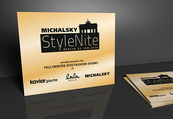 StyleNite Eventlogo 2010