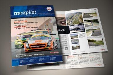 debleu - trackpilot Magazin für Sportfahrer