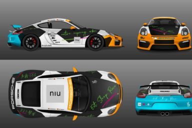 debleu - Motorsport-Design/ Race Car Livery